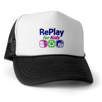 RePlay for Kids hat