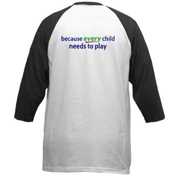 RePlay for Kids jersey back