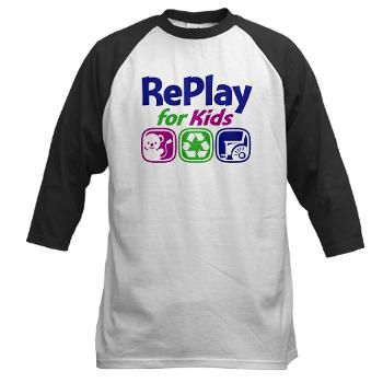 RePlay for Kids jersey front