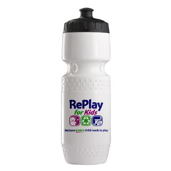RePlay for Kids Water Bottle