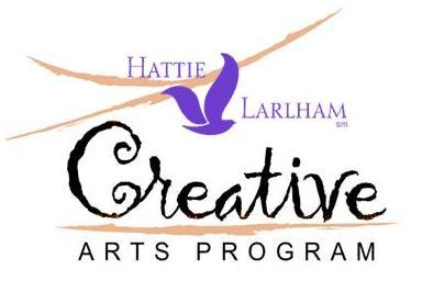 Hattie Larlham Creative Arts logo