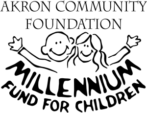 Akron Community Foundation Millenium Fund Logo